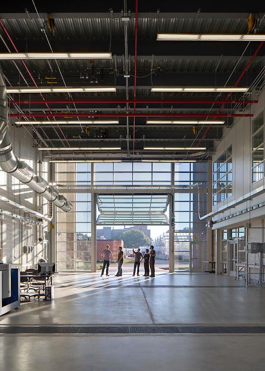 Purdue University Herrick Laboratories   AEI & Flad Architects