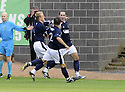 10/10/2009  Copyright  Pic : James Stewart.sct_jspa09_dundee_v_partick  . :: GARY HARKINS CELEBRATES AFTER HE SCORES DUNDEE'S SECOND :: .James Stewart Photography 19 Carronlea Drive, Falkirk. FK2 8DN      Vat Reg No. 607 6932 25.Telephone      : +44 (0)1324 570291 .Mobile              : +44 (0)7721 416997.E-mail  :  jim@jspa.co.uk.If you require further information then contact Jim Stewart on any of the numbers above.........