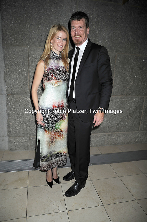 Alex McCord and husband Simon van Kempen
