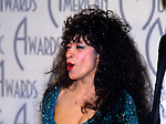 Ronnie Spector 1987 at American Music Awards