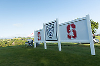 STANFORD, CA - APRIL 23: Stanford Golf Course at Stanford Golf Course on April 23, 2021 in Stanford, California.