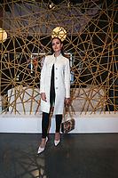 NOVA YORK,USA, 13.02.2019 - MODA-NOVA YORK - Influenciadora Izabela Melo durante desfile da grife Rosa Cha no New York Fashion Week (NYFW) em Nova York nesta quarta-feira, 13. (Foto: Vanessa Carvalho/Brazil Photo Press)