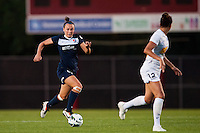Sky Blue FC defender Caitlin Foord (4). The Western New York Flash defeated Sky Blue FC 3-0 during a National Women's Soccer League (NWSL) match at Yurcak Field in Piscataway, NJ, on June 8, 2013.