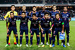FC Kitchee Team poses for photos during the AFC Champions League 2017 Preliminary Stage match between  Kitchee SC (HKG) vs Hanoi FC (VIE) at the Hong Kong Stadium on 25 January 2017 in Hong Kong, China. Photo by Marcio Rodrigo Machado / Power Sport Images