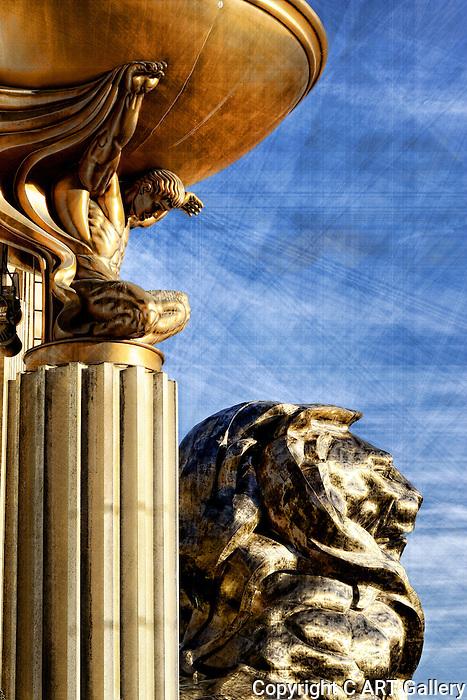 Lion & Atlas, MGM Las Vegas.