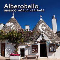 World Heritage Sites - Alberobello - Pictures, Images & Photos -