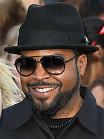 WESTWOOD, LOS ANGELES, CA, USA - JUNE 10: Ice Cube at the World Premiere Of Columbia Pictures' '22 Jump Street' held at the Regency Village Theatre on June 10, 2014 in Westwood, Los Angeles, California, United States. (Photo by Xavier Collin/Celebrity Monitor)