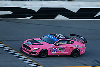 #40: PF Racing Ford Mustang GT4, GS: James Pesek, Chad McCumbee