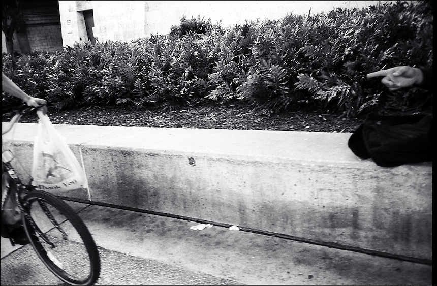 """That's him!<br /> From """"Walking Downtown"""" series<br /> Miami, Florida, 2010"""