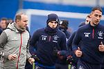 28.02.2020 Rangers training: Ianis Hagi