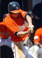 UVa Baseball at Davenport Field during the 2009 season. (Photo/Andrew Shurtleff)