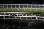 #7 Jockey Dylan Mo Hin-tung (R) leading the race number 5 with Sparkling Sword at Sha Tin racecourse on November 1, 2017 in Hong Kong, China. Photo by Marcio Machado / Power Sport Images