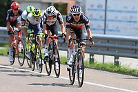 27th May 2021; Rovereto, Trentino, Italy; Giro D Italia Cycling, Stage 18 Rovereto to Stradella; Dries DE BONT (BEL) ALPECIN-FENIX BEL