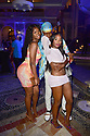MIAMI BEACH, FL - APRIL 18: Jessica, Brother POLIGHT and Nina Rari attend Jake Paul afterparty hosted by Celebrity Sports Entertainment (CSE) at The Villa Casa Casuarina At The Former Versace Mansion on April 18, 2021 in Miami Beach, Florida. Jake Paul made an appearance to his afterparty to celebrate his win after defeating Ben Askren in a first round TKO bout yesterday inside Mercedes-Benz Stadium in Atlanta.  ( Photo by Johnny Louis / jlnphotography.com )