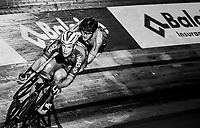 Iljo Keisse (BEL/Deceuninck-QuickStep)<br /> <br /> Madison Race<br /> zesdaagse Gent 2019 - 2019 Ghent 6 (BEL)<br /> day 3<br /> <br /> ©kramon