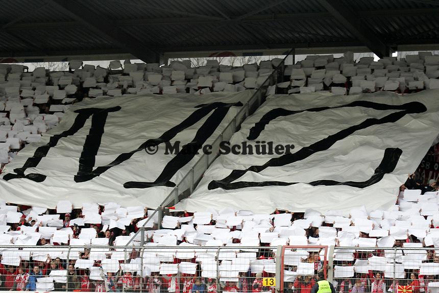 "Choreographie ""We love Mainz"""