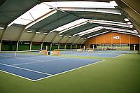 20131201,Netherlands, Almere,  National Tennis Center, Tennis, Winter Youth Circuit, national tenniscenter<br /> Photo: Henk Koster