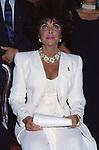 ELIZABETH TAYLOR<br /> AMFAR FOUNDATION CHARITY GALA PALAZZO VOLPI VENEZIA 1993