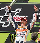 2014 Moto GP Monster Energy de Catalunya