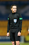 St Johnstone v Hamilton Accies…30.12.20   McDiarmid Park     SPFL<br />Referee David Munro<br />Picture by Graeme Hart.<br />Copyright Perthshire Picture Agency<br />Tel: 01738 623350  Mobile: 07990 594431