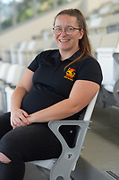Participation Community Manager Jaimee Bialy. 2021 Cricket Wellington staff headshots at NZ Cricket Museum in Wellington, New Zealand on Monday, 2 August 2021. Photo: Dave Lintott / lintottphoto.co.nz