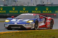 27-29 January,28-31 January, 2016, Daytona Beach, Florida USA<br /> 66, Ford, GT, GTLM, Joey Hand, Dirk Muller, Sebastien Bourdais<br /> ©2016, F. Peirce Williams