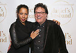 """during the Opening Night Celebration for """"Daniel's Husband"""" at the West Bank on October 28, 2018 in New York City."""