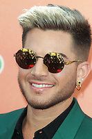 LOS ANGELES, CA, USA - MAY 01: Adam Lambert at the iHeartRadio Music Awards 2014 held at The Shrine Auditorium on May 1, 2014 in Los Angeles, California, United States. (Photo by Celebrity Monitor)