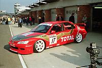 1997 British Touring Car Championship media day. #17 Lee Brookes (GBR). Brookes Motorsport. Peugeot 406.