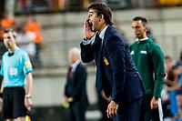 Julen Lopetegui coach of Spain during the friendly match between Spain and Colombia at Nueva Condomina Stadium in Murcia, jun 07, 2017. Spain. (ALTERPHOTOS/Rodrigo Jimenez) (NortePhoto.com) (NortePhoto.com)