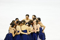 ISU - Team Italy