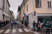 breakaway group<br /> <br /> 109th Milano-Sanremo 2018<br /> Milano > Sanremo (291km)