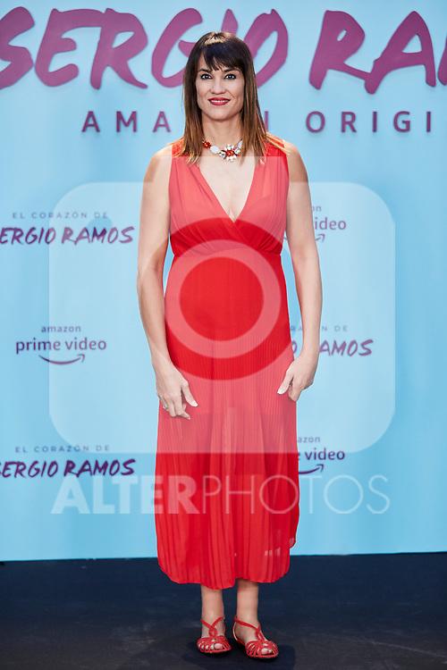 "Irene Villa attends to ""El Corazon De Sergio Ramos"" premiere at Reina Sofia Museum in Madrid, Spain. September 10, 2019. (ALTERPHOTOS/A. Perez Meca)"