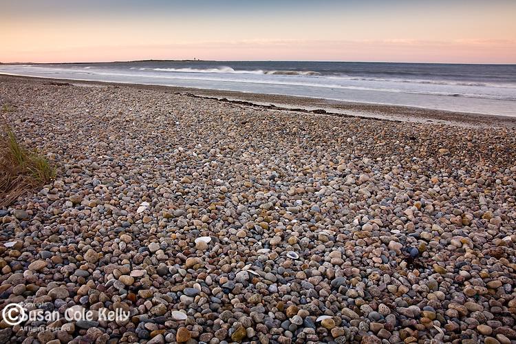 Sunrise at Horseneck Beach State Reserve, Westport, South Coast, MA, USA