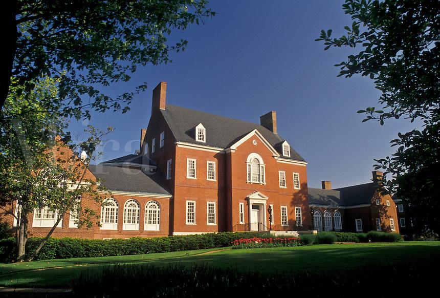 AJ4246, Annapolis, Governor's Mansion, Maryland, Governor's Mansion in downtown Annapolis in the state of Maryland.