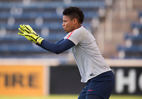 Bridgeview, IL - August 1, 2018: The USWNT trains at Toyota Park.