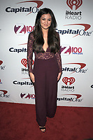 NEW YORK, NY - DECEMBER 8: Caila Quinn at Z100's Jingle Ball 2017 at Madison Square Garden in New York City, Credit: John Palmer/MediaPunch /nortephoto.com NORTEPHOTOMEXICO