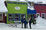 Street scene, Crested Butte, Colorado