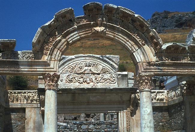Ephesus; Hadrian's Temple