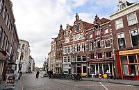 Nederland  Zutphen 2020.  Binnenstad.  Historische panden aan de Groenmarkt.  Foto : ANP/ HH / Berlinda van Dam