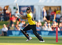 Chris Dent bats for Gloucestershire during Kent Spitfires vs Gloucestershire, Vitality Blast T20 Cricket at The Spitfire Ground on 13th June 2021