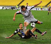 080824 A-League Football - Phoenix v Victory