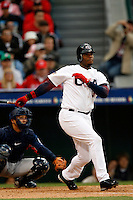 Ken Griffey,Jr. of the USA during the World Baseball Championships at Angel Stadium in Anaheim,California on March 12, 2006. Photo by Larry Goren/Four Seam Images