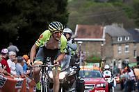 Tom Wirtgen (LUX/Wallonie Bruxelles)<br /> <br /> 83th Flèche Wallonne 2019 (1.UWT)<br /> 1 Day Race: Ans – Huy 195km<br /> <br /> ©kramon