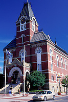 Fredericton, New Brunswick, City Hall, NB, Canada, City Hall in Fredericton.