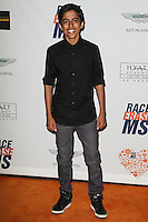 CENTURY CITY, CA, USA - MAY 02: Karan Brar at the 21st Annual Race To Erase MS Gala held at the Hyatt Regency Century Plaza on May 2, 2014 in Century City, California, United States. (Photo by Celebrity Monitor)