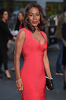 """director, Amma Asante<br /> at the London Film Festival premiere for """"A United Kingdom"""" at the Odeon Leicester Square, London.<br /> <br /> <br /> ©Ash Knotek  D3160  05/10/2016"""