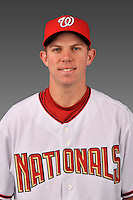 14 March 2008: ..Portrait of Rick Nolan, Washington Nationals Minor League player at Spring Training Camp 2008..Mandatory Photo Credit: Ed Wolfstein Photo