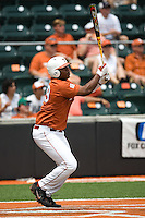 Keyes, Kevin 0393.jpg.  Big 12 Baseball game with Texas A&M Aggies at Texas Lonhorns  at UFCU Disch Falk Field on May 9th 2009 in Austin, Texas. Photo by Andrew Woolley.