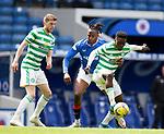 02.05.2121 Rangers v Celtic: Christie, Soro and Aribo